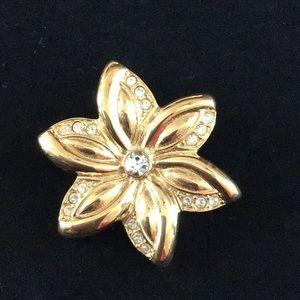 Napier Floral Broach/Pendant